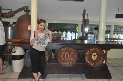 Curacao Liquor Tour